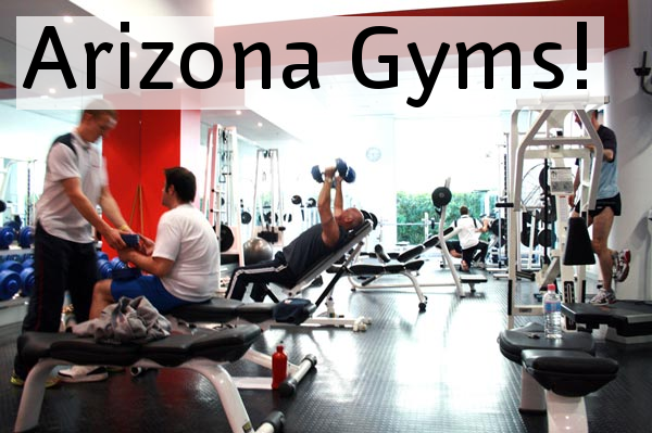 gyms in Arizona