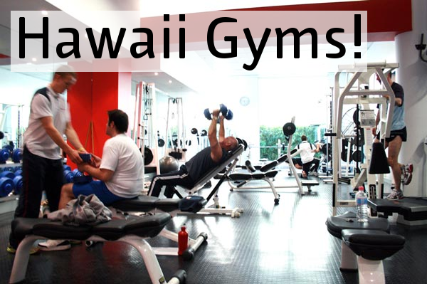 gyms in Hawaii