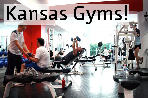 gyms in Kansas