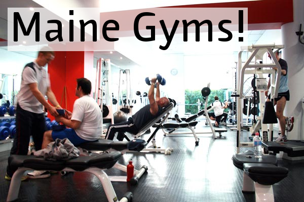 gyms in Maine