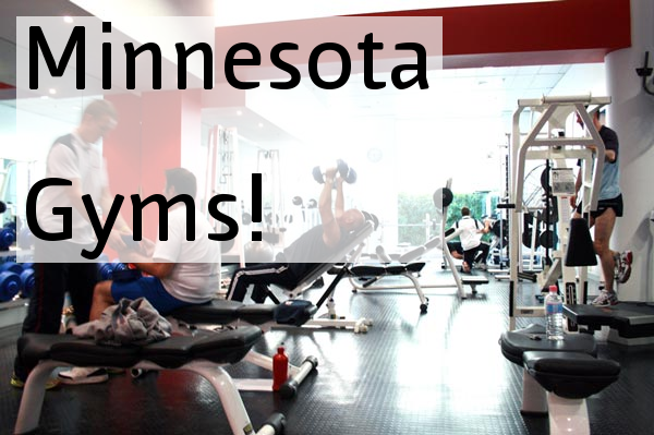 gyms in Minnesota