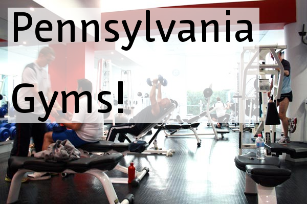gyms in Pennsylvania