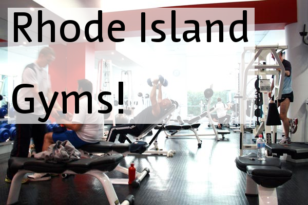 gyms in Rhode Island