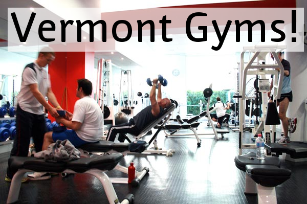 gyms in Vermont
