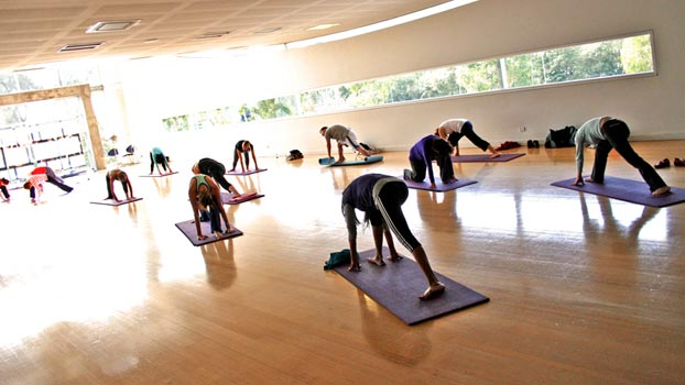 local pilates classes